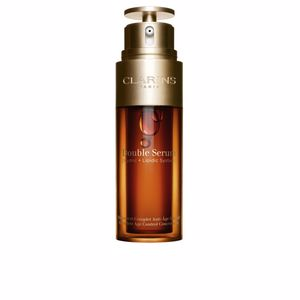 Creme antirughe e antietà DOUBLE SÉRUM traitement complet anti-âge intensif Clarins
