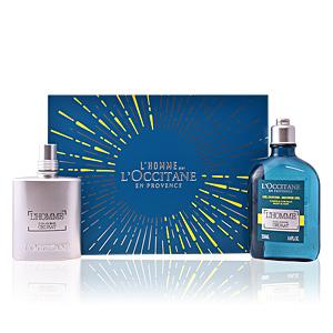 L'Occitane L'HOMME COLOGNE CEDRAT SET perfume