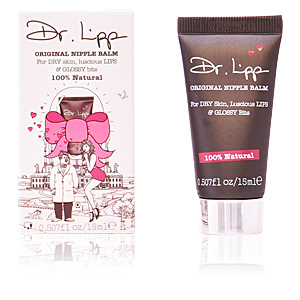 Bálsamo labial ORIGINAL nipple balm 100% natural Dr. Lipp