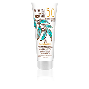 Faciais BOTANICAL sunscreen face tinted SPF50 Australian Gold