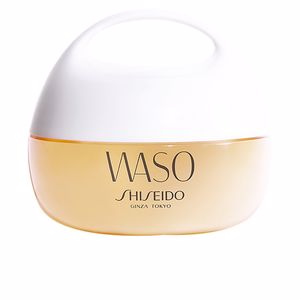 Traitement de l'acné, des pores et des points noirs WASO clear mega-hydrating cream Shiseido