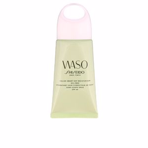 Face moisturizer WASO color smart day moisturizer oil-free SFP30 Shiseido