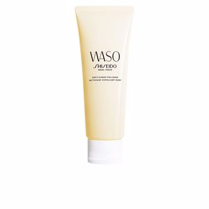 Exfoliant facial WASO soft cushy polisher Shiseido