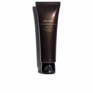 Facial cleanser FUTURE SOLUTION LX extra rich cleansing foam Shiseido
