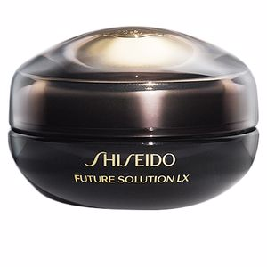 Contorno de labios FUTURE SOLUTION LX eye & lip cream Shiseido