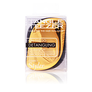 Hair brush COMPACT STYLER gold bronze Tangle Teezer
