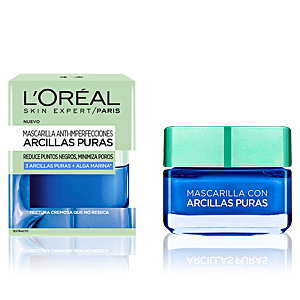 ARCILLAS PURAS alga marina mascarilla anti-imperfecciones 50 ml