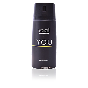 Deodorant YOU deodorant spray Axe