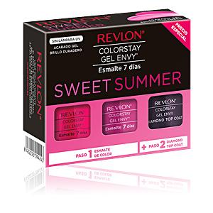 Revlon Make Up, COLORSTAY GEL ENVY SWEET SUMMER set
