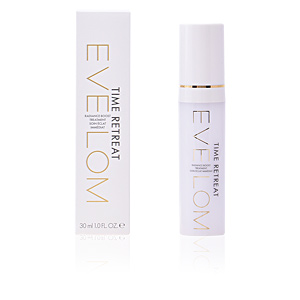 Flash effect TIME RETREAT radiance boost treatment Eve Lom