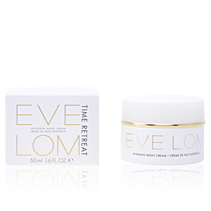 Creme antirughe e antietà TIME RETREAT intensive night cream Eve Lom