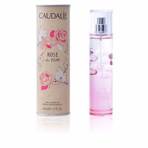 Caudalie ROSE DE VIGNE eau fraîche perfume
