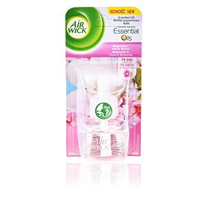 Désodorisant AIR-WICK ambientador electrico recam #magnolia & cherry Air-Wick