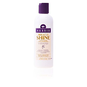 Shiny hair products MIRACLE SHINE conditioner Aussie