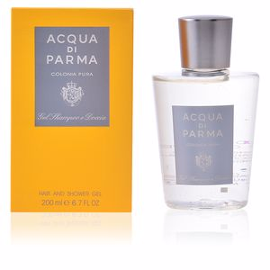 Shower gel COLONIA PURA hair & shower gel Acqua Di Parma