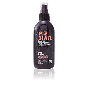 Corporais TAN & PROTECT INTENSIFYING SPF30 spray Piz Buin