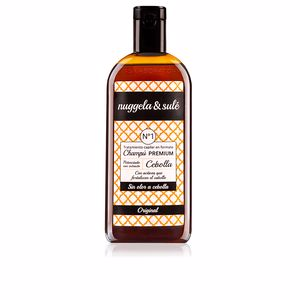 Reinigendes Shampoo PREMIUM champú con extracto de cebolla Nuggela & Sulé