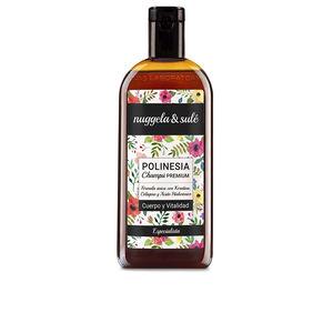 Haarausfall Shampoo POLINESIA champú premium Nuggela & Sulé