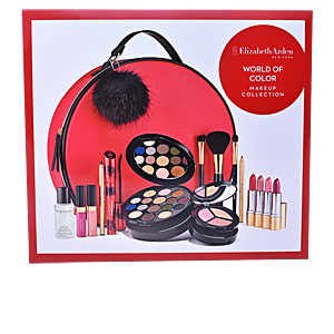 Elizabeth Arden, BLOCKBUSTER MAKE UP LOTE 15 pz