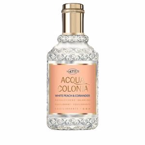 4711 ACQUA COLONIA white peach & coriander perfume