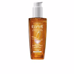 Hair moisturizer treatment ELVIVE aceite extraordinario de coco cabello normal a seco L'Oréal París