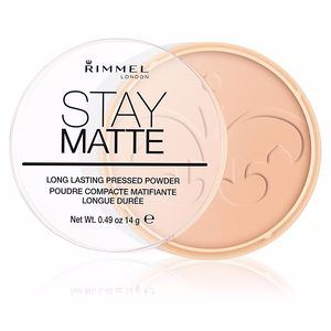 Cipria compatta STAY MATTE pressed powder Rimmel London