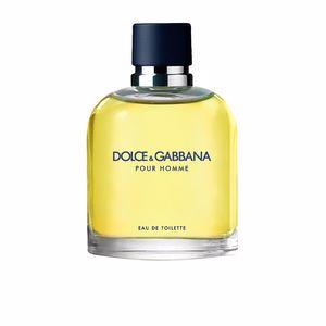 DOLCE & GABBANA POUR HOMME eau de toilette vaporizador 125 ml