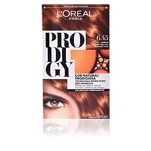 Dye PRODIGY coloración permanente #6,45-ambar L'Oréal París