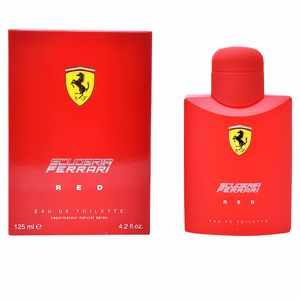 SCUDERIA FERRARI RED eau de toilette spray 125 ml