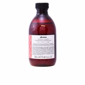 Colorcare shampoo ALCHEMIC shampoo red Davines