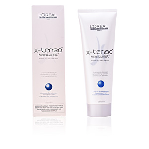 Anti-frizz treatment X-TENSO smoothing cream sensitised hair L'Oréal Professionnel