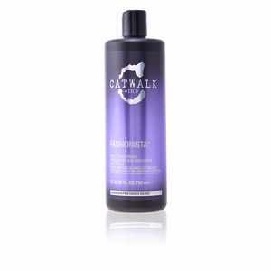 Après-shampooing brillance CATWALK FASHIONISTA violet conditioner Tigi