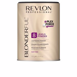 Bleaches BLONDERFUL 8 lightening powder Revlon