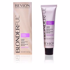 Tintes BLONDERFUL soft toner #10,01 Revlon