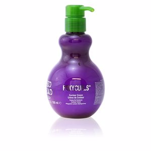 Hair styling product BED HEAD foxy curls contour cream Tigi