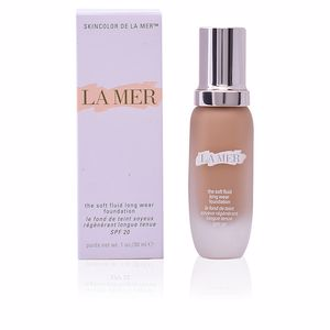 Foundation makeup THE SOFT FLUID long wear foundation SPF20 La Mer