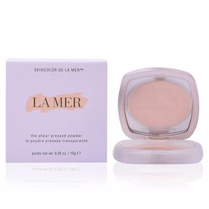 Compact powder THE SHEER pressed powder La Mer