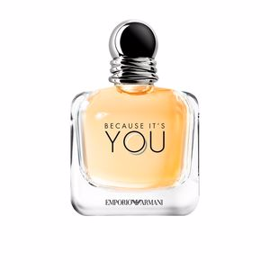 BECAUSE IT'S YOU eau de parfum vaporizador 100 ml