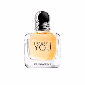 BECAUSE IT'S YOU eau de parfum vaporizador 50 ml
