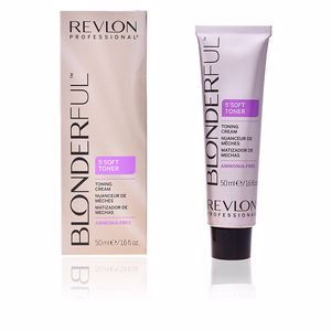 Dye BLONDERFUL soft toner 10,02 Revlon
