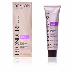 Tintes BLONDERFUL soft toner 9,01 Revlon