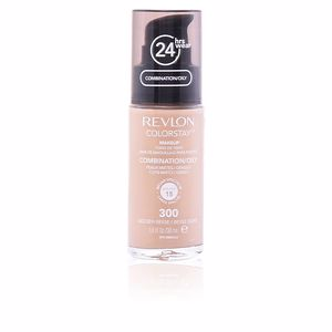 COLORSTAY foundation combination/oily skin #300-golden beige