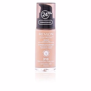 Revlon Make Up, COLORSTAY foundation combination/oily skin #310-warm golden