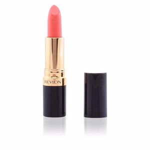 Revlon Make Up, SUPER LUSTROUS lipstick #825-lovers coral