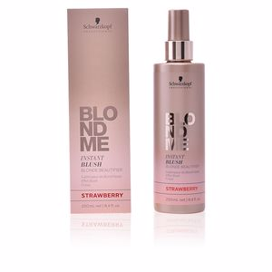 Temporary Dyeing BLONDME instant blush #strawberry Schwarzkopf