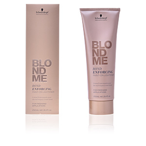 Bleichmittel BLONDME bond enforcing paint-on lightener Schwarzkopf