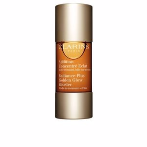 Faciales ADDITION concentré éclat auto-bronzant Clarins