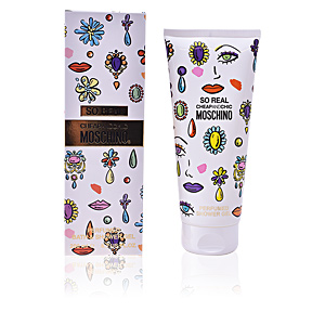 Duschgel SO REAL CHEAP & CHIC perfumed bath and shower gel Moschino