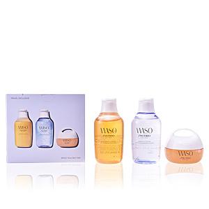 Set cosmética facial WASO LOTE Shiseido