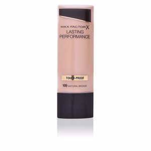 Base maquiagem LASTING PERFORMANCE touch proof Max Factor